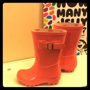 Other - Toddler Girls water/spring boots sz 7/8